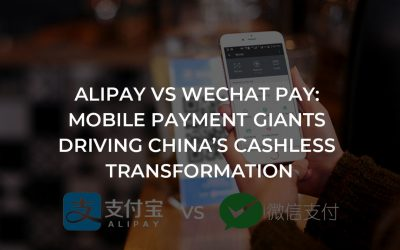Alipay vs Wechat Pay: Mobile Payment Giants Driving China's Cashless Transformation