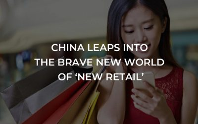 China leaps into the brave new world of 'New Retail'